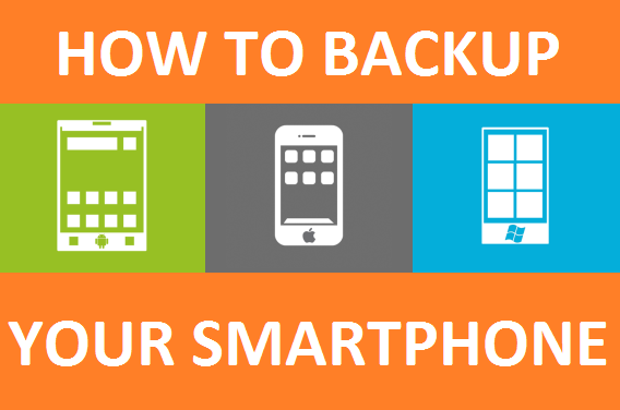 How to back up your android phone?