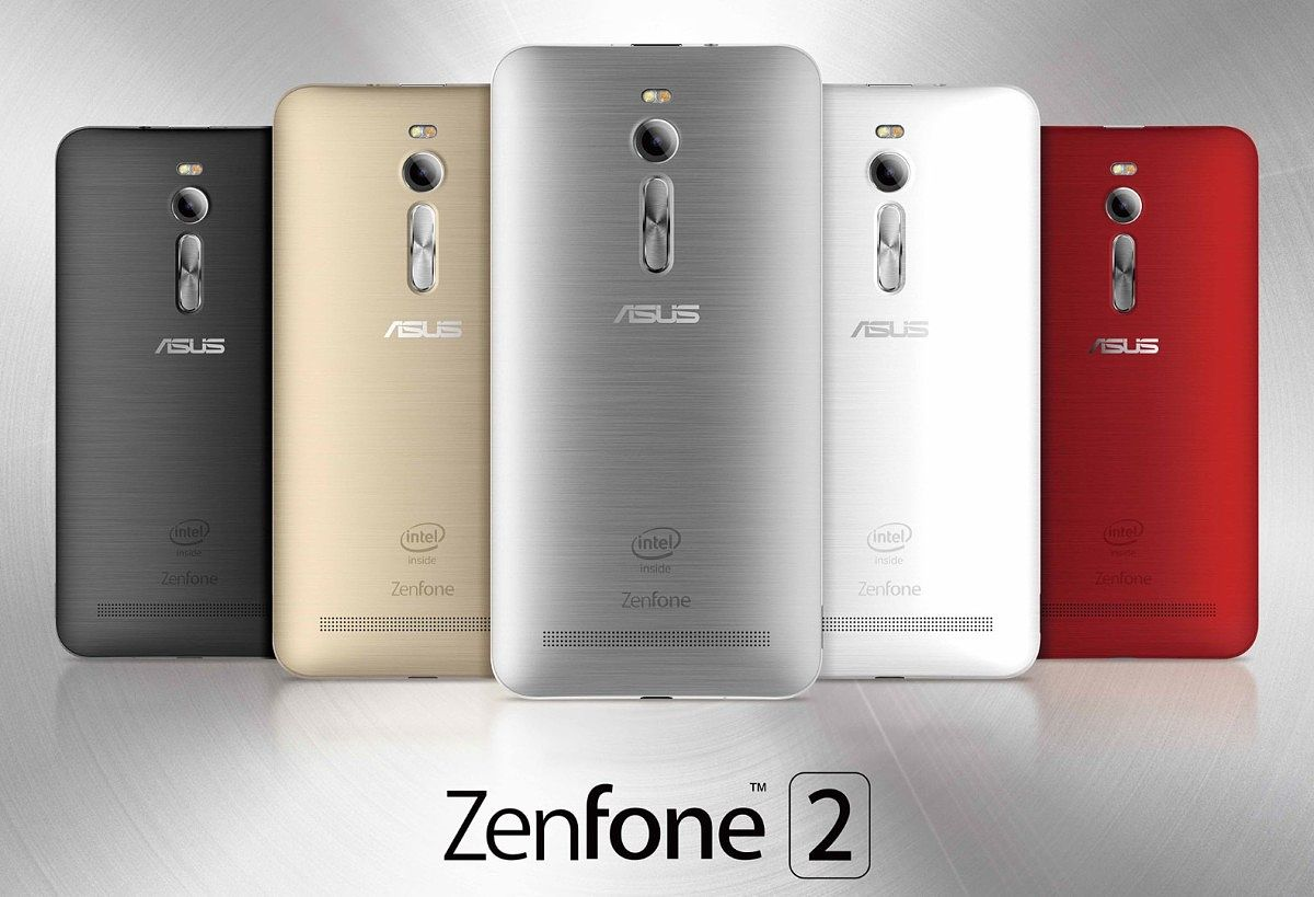 Asus Zenfone 2: The Book Cannot Be Judged by the Cover