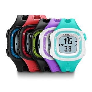 Garmin Forerunner 15 review