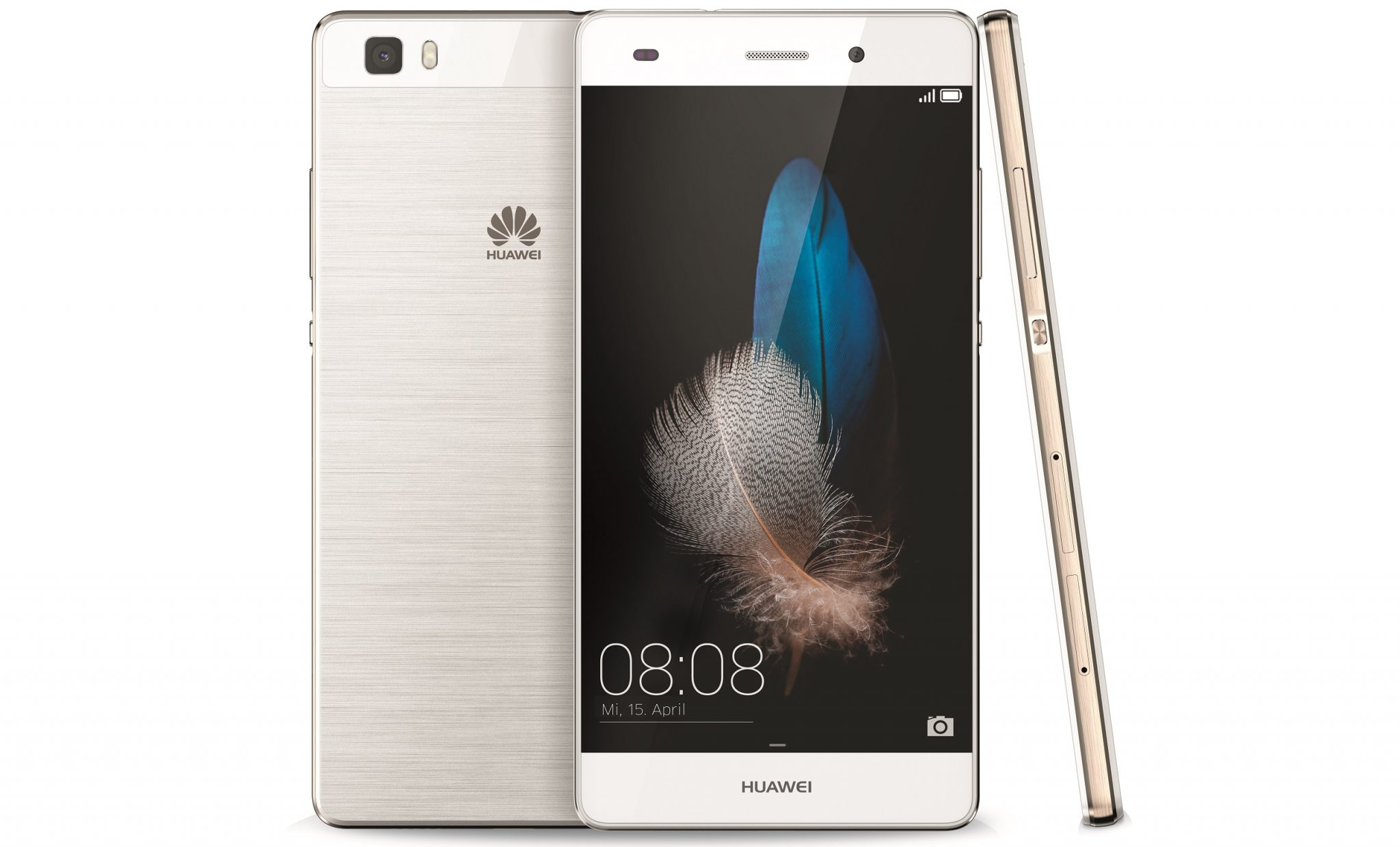 Huawei P8 Lite – Reasonable in Price, Better in Design